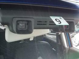 2つのカメラで歩行者もクルマも検知して、衝突防止または被害軽減を図ることが出来る「デュアルカメラブレーキサポート」を搭載!誤発進抑制機能、ふらつき警報機能なども備えた先進の安全装備です☆