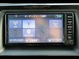 純正7型ナビを装備。TV、ブルートゥース接続、DVD再生可能、音楽の録音も可能です。