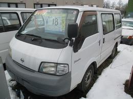 日産 バネット バン ロングDX 4WD