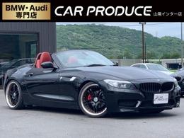 BMW Z4 sドライブ 23i ハイラインパッケージ 赤レザー 19インチアルミ 赤キャリパー