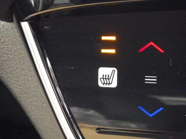 ★シートヒーター★ 冷えが気になる方にも嬉しいシートヒーターを装備しております(*^-^*)寒い日もカラダを暖め、快適なドライブをサポートします♪