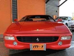 平成10年式(98y)フェラーリF355 F1 GTS!正規ディーラー車!左ハンドル!純正黒本革シート!フルノーマル車!フルオリジナル車!最終XRシャーシ!