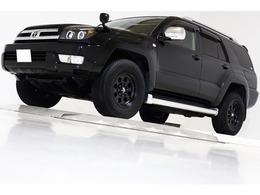 トヨタ ハイラックスサーフ 2.7 SSR-X 4WD レザー調シートカバー 社外16インチAW