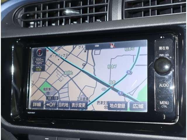 トヨタ純正メモリーナビがあなたのドライブをサポート致します!地図更新も可能です 地デジフルセグTV DVDビデオ再生機能 ブルートゥース接続ハンズフリー通話が可能です