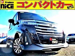 トヨタ ルーミー 1.0 カスタム G 新車・安全ブレーキ・クルコン・両側Pスラ
