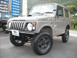 スズキ ジムニー 660 XS 4WD 3インチUP検対応カスタム