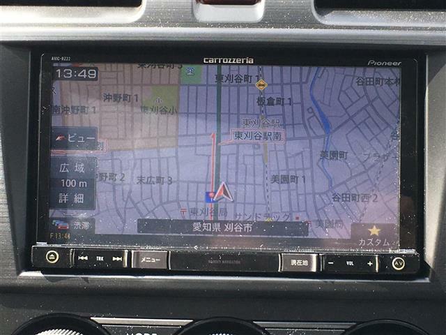 ナビ/フルセグTV/MTモード付AT/純正アルミホイール/運転席パワーシート/オートライト/革巻きステアリング/クルーズコントロール/HIDヘッドライト/ABS/プッシュスタート/スマートキー