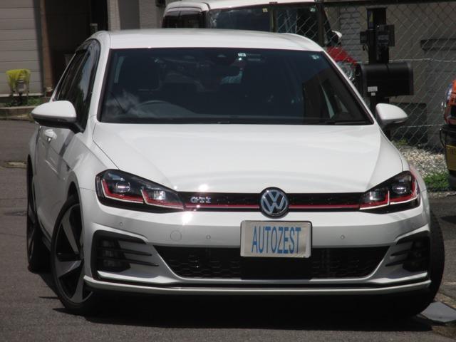 今回ご紹介のお車は「H30 フォルクスワーゲン ゴルフ GTI」です。アフター保証1年間走行無制限!全国ロードサービス付き車両でございます!