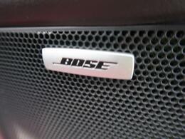 BOSEサウンド!高音質なスピーカーでお好きな音楽を聴きながら楽しいドライブが楽しめます♪