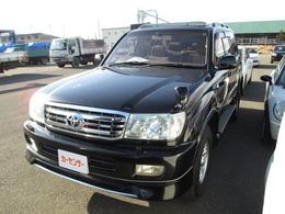 トヨタ ランドクルーザー100 4.7 VXリミテッド 4WD ナビ ETC クルーズコントロール