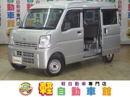 日産 NV100クリッパー 660 DX ハイルーフ 5AGS車 4WD ABS