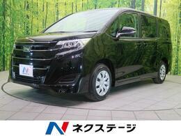 トヨタ ノア 2.0 X 登録済未使用車 TSS-C 両側パワスラ LED