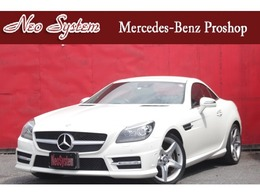 メルセデス・ベンツ SLKクラス SLK200 ブルーエフィシェンシー AMGスポーツパッケージ 黒革シート シートヒーター 純正HDDナビ