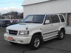 いすゞ ビッグホーン の中古車 3.0 プレジールII ロング ディーゼルターボ 4WD 北海道北見市 38.0万円