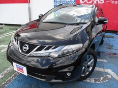 日産 ムラーノ の中古車 2.5 250XV モード ロッソ 東京都八王子市 199.9万円