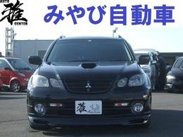 三菱 エアトレック 2.0 ターボR 4WD タイベル交換済 車高調 19イ