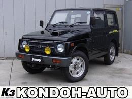 スズキ ジムニー 660 スコット リミテッド 4WD ボンネット&ルーフ塗装済み