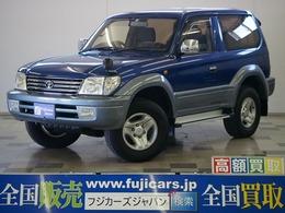 トヨタ ランドクルーザープラド 2.7 RX 4WD 後期型 禁煙車 ショートボディ