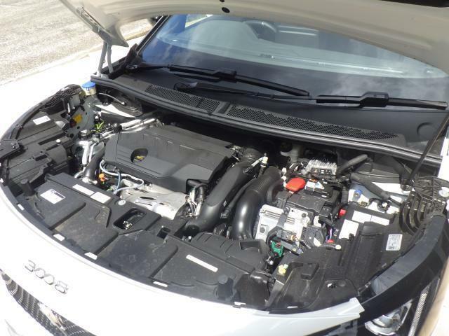 1.6L Pure Techガソリンターボエンジンは、147kw/6000rpm、トルク300Nm/3000rpmを発揮するハイスペック使用になります。