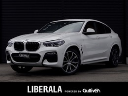 BMW X4 xドライブ30i Mスポーツ 4WD ACC 茶革 純正ナビ 360°カメラ 純正20AW