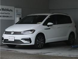 フォルクスワーゲン ゴルフトゥーラン TSI Rライン テクノロジーPKG 新車保証+認中1年