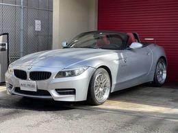 BMW Z4 sドライブ 35is 赤革シート BBS鍛造19インチ 左H
