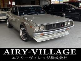 日産 スカイラインクーペ GT GT-R仕様/L28エンジン/SSRメッシュアルミ