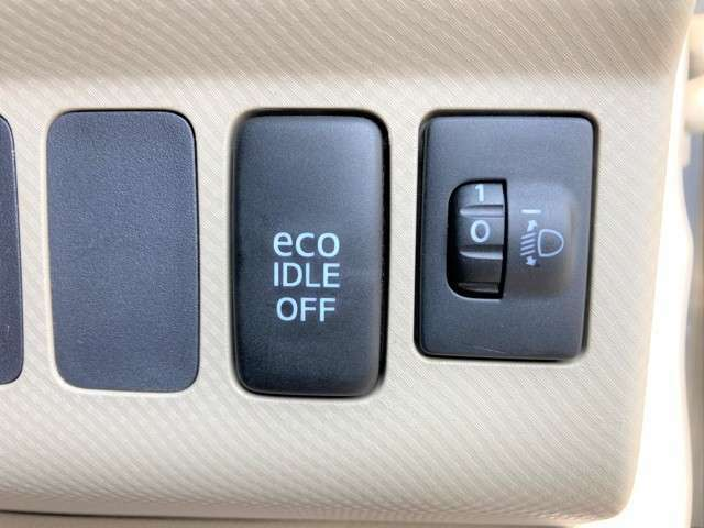 Bプラン画像:アイドリングストップ付きで、停車中のムダなガソリンを使いません!環境にも良いエコカーです!