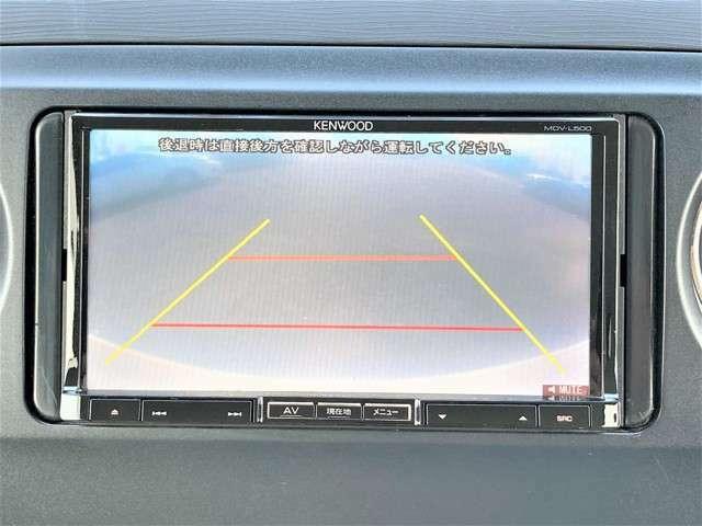Aプラン画像:バックカメラ付き!(後方の見えにくい場所や駐車時にとっても便利です!車を大事にされる方には、必須アイテムです!)