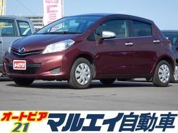 トヨタ ヴィッツ 1.3 ジュエラ 純正CD・キーレス・落下防止ガード