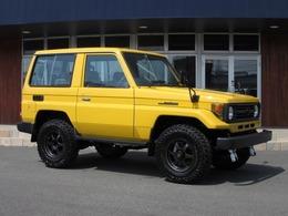 トヨタ ランドクルーザー70 4.2 LX ディーゼル 4WD 後期型 新品リフトUP製作車 1オーナー