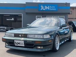 トヨタ ソアラ 2.0 GTツインターボ L 純正5MT デジパネ BBSアルミ ローダウン