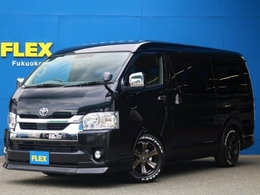 トヨタ ハイエース 2.7 GL ロング ミドルルーフ FLEX Ver1