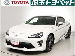 トヨタ 86 2.0 GT リミテッド メモリーナビ・ETC・フルセグ・ワンオナ