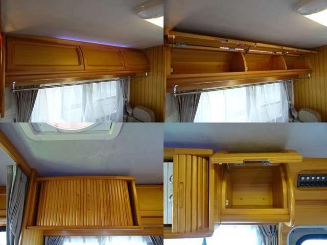 リア2段ベッド寸法「170×70」上下共に子供1名様分の就寝スペースです♪