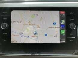 純正オーディオシステム/App-Connect機能