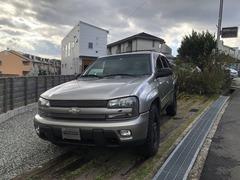 シボレー トレイルブレイザー の中古車 LTZ 4WD 大阪府箕面市 75.0万円