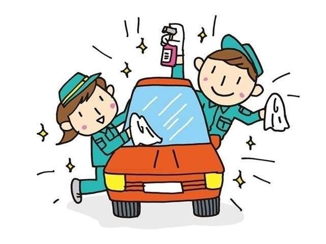 ☆洗車、ボディーコーティング、窓ガラス撥水処理、車内清掃、二酸化塩素ガスによる消臭、除菌処理を行います☆