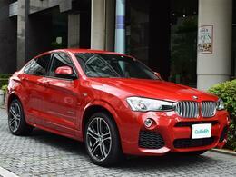 BMW X4 xドライブ28i Mスポーツ 4WD 黒革 360° 電動リアゲート LED OP20AW