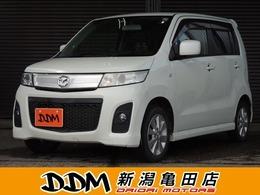 マツダ AZ-ワゴン 660 カスタムスタイル XS 4WD 4WD/プッシュスタート/パワステ/ABS