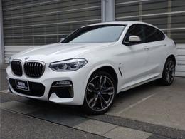 BMW X4 M40i 4WD 1オーナー 6気筒モデル