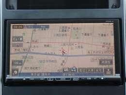 純正HDDナビ(HP308-A)付だから初めての場所へのお出かけも安心。ワンセグTVが見られDVDが再生出来ます。