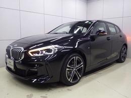BMW 1シリーズ 118d Mスポーツ ディーゼルターボ ナビパッケージ 正規認定中古車