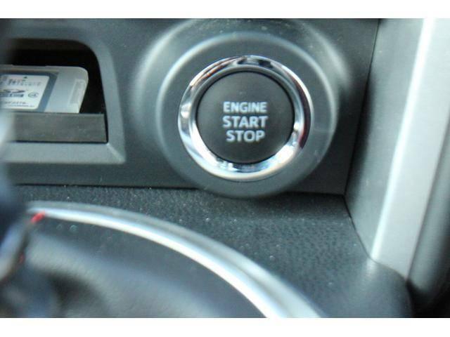 何かと便利なプッシュスタート!エンジン始動はプッシュエンジンスイッチから行います!