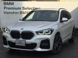 BMW X1 xドライブ 18d Mスポーツ 4WD 1オーナーハイラインPKGシートヒーターACC
