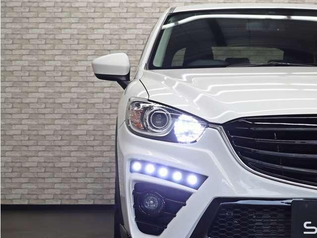 ヘッドライトの各種LED加工、インナー加工やブラックアウト等も是非ご相談下さい。