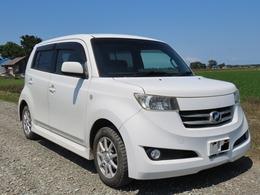 トヨタ bB 1.3 Z 4WD フォグ アルミホイール 検2年