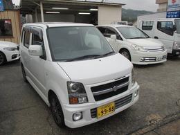 スズキ ワゴンR 660 RR-DI
