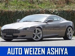 アストンマーティン DB9 タッチトロニック 正規D車/右H/本革/20AW/可変マフラー