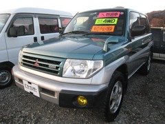 三菱 パジェロイオ の中古車 1.8 ZR 4WD 栃木県宇都宮市 19.0万円